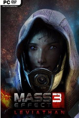 Mass Effect 3 Leviathan